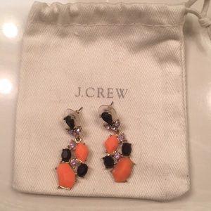 J Crew Statement Earrings